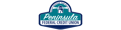 Peninsula Federal Credit Union Logo