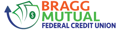 Bragg Mutual Federal Credit Union Logo