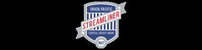 Union Pacific Streamliner Federal Credit Union Logo